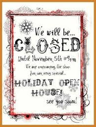 Free Printable Holiday Closed Signs Free Download