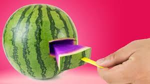 simple life s with watermelon diy watermelon heart 5 minute crafts diy ideas sumo com