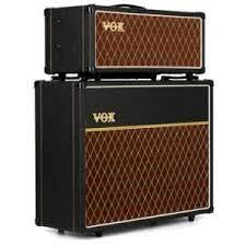 vox ac15 stack 15 watt head with