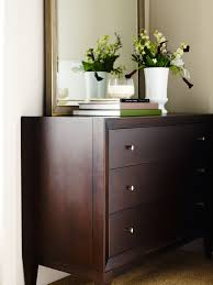 Barbara Barry Cabinet Fine Frame Chest In The Low Sheen Havana Finish Barbara Barry