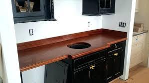 butcher block home depot laminate s kitchen countertops vs cost