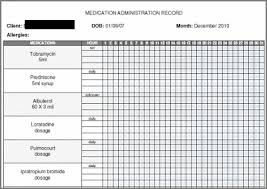 Medication Logs Print Medication Logs Foster Care System Updates And News