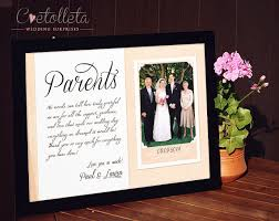 to my parents personalized wedding frame parents, wedding and gift Wedding Gifts For Parents Frames parents wedding gift parents thank you gift wedding, gift for parents of the bride, parents of the groom gift, custom wedding gift wedding gift for parents picture frame