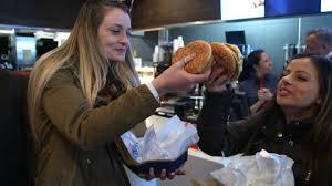 Big Mac Vending Machine Awesome McDonald's Invented A Burger ATM That Dispenses Big Macs