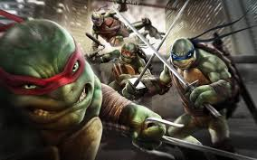 age mutant ninja turtles out of the shadows game wallpaper