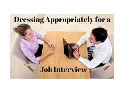 what will you wear to your next job interview