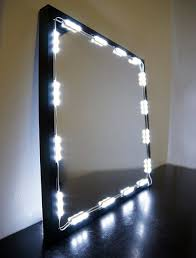 Remove Vanity Light An Led Vanity Light Kit So You Can Turn Any Mirror In Your