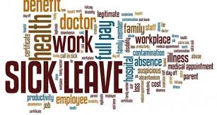 California Labor Law Sick Doctors Note Absences And Leaves For Paraprofessionals United Federation Of