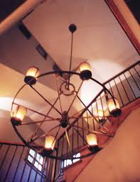 wagon wheel lighting. wagon wheel chandelier lighting
