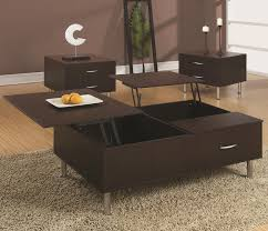 sofa convertible dining tables adjule coffee table pottery barn round castro extendable height lift top c