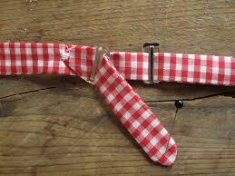 Adjustable Bow Tie Pattern