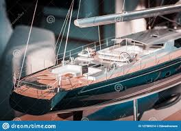 Model Sailboat Design Luxury In Scale Model Yachts Sailing Life Big Projects