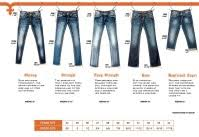 Bke Jeans Size Chart Womens Buckle Womens Jeans Size