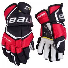 Bauer Hockey Gloves Size Chart Bauer Supreme 2s Senior Hockey Gloves