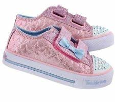 skechers shoes light up. item 4 new skechers toddler grils 6t shuffles-starlight shoes pink/light blue -new shoes light up