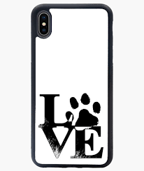Cover Iphone Cover Iphone Xs Max Disegno Impronta D Amore 2079913