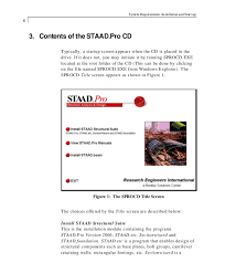 Small Picture Tutorial Staad Pro