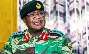 Image result for Gen. Constantino Chiwenga