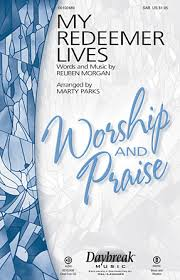 My Redeemer Lives Hal Leonard Online