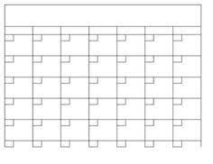 Blamk Calendar Printable Blank Calendar Template Shared By Camden Scalsys