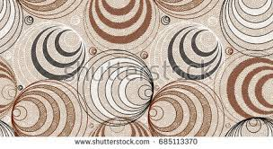 Marble Wall Tiles Texture Pattern Tshirt Stock Illustration