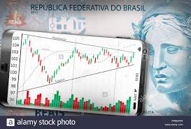 Brazilian Real Chart Brazilian Real Chart Stock Photos Brazilian Real Chart