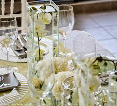 Modern Table Decorations For Weddings