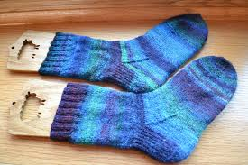 Sock Knitting Pattern Extraordinary Susan B Anderson How I Make My Socks
