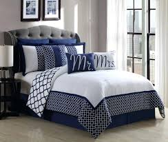 full bedding sets blue and cream comforter set light blue bed linen royal blue king comforter