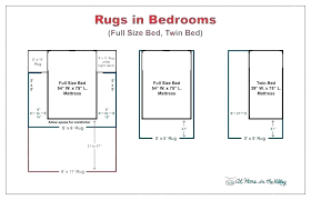 rug sizes chart area size guide rugs for bedrooms full or twin bed of what 48