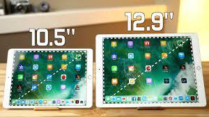 Có nên mua iPad Pro 9.7 10.5 hay 12.9 inch trong ngân sách dưới 20tr