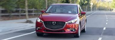 2017 Mazda3 Trim Level Comparison