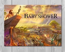 Lion King Bedroom Decorations Lion King Baby Shower Invitation Wwwfacebookcom Rockinrompers