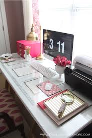 girly office accessories. A Beautiful Home Office Decor That Is Girly And Minimalistic. Dream Decor: Girly, Expensive Minimalistic Desk Space. Accessories C