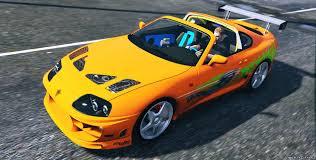 Fast & Furious] 1994 Toyota Supra MK IV 1.0 for GTA 5