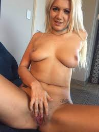 Blonde Big Natural Boobs Layla Price On Analized