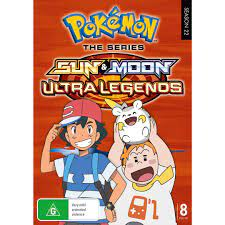 Pokemon The Series - Season 22 (Sun & Moon Ultra Legends)
