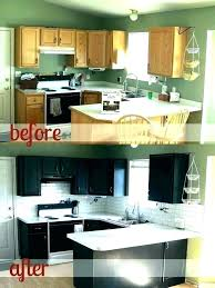 can you refinish laminate cabinets refinish cabinets can you paint laminate breathtaking painting before and after
