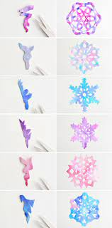 There are a lot of fun ways to craft with coffee filters. How To Make Coffee Filter Snowflakes A Simple Kids Craft For Winter