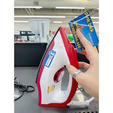 Bàn ủi khô ELECTROLUX Model EDI1004 giá cạnh tranh