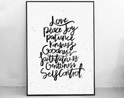 calligraphy word etsy