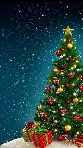 Download Christmas Tree Wallpaper By Georgekev Christmas