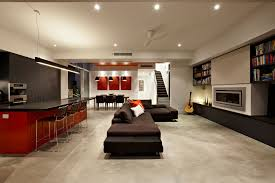 Make The Living Room Design Become More Comfortable And Modern - Modern interior house