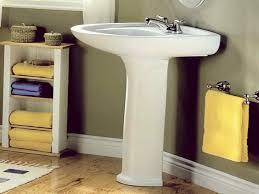 bathroom pedestal sink storage. Beautiful Bathroom Storage Separated Sink Inside Bathroom Pedestal Sink Storage