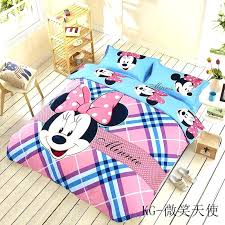 minnie mouse full sheets