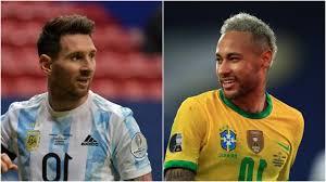 Brasilien vs argentinien copa america. Copa America Finale 2021 Argentinien Vs Brasilien Anstosszeit Tv Und Online Anschauung Tekk Tv