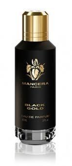 <b>Mancera Black Gold</b> EdP 60ml in duty-free at airport Domodedovo
