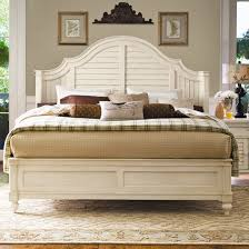 Paula Deen Living Room Furniture Paula Deen Home Steel Magnolia Panel Bed Reviews Wayfair