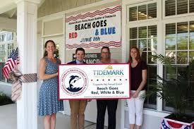Chamber thanks sponsors of Beach Goes Red, White & Blue | Cape Gazette