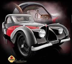 Bei internationalen schönheitswettbewerben für historische automobile wie beim pebble beach concours d'elegance in kalifornien gewannen die modelle in den vergangenen jahren mehrmals preise. Bugatti Type 57 Sc Atalante Bauer 1 12 Kaufen Auf Ricardo
